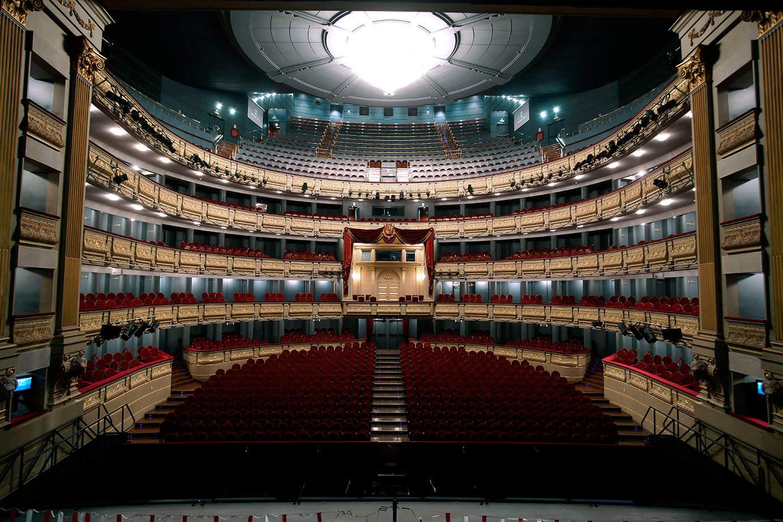 Visita El Teatro Real Teatro Real