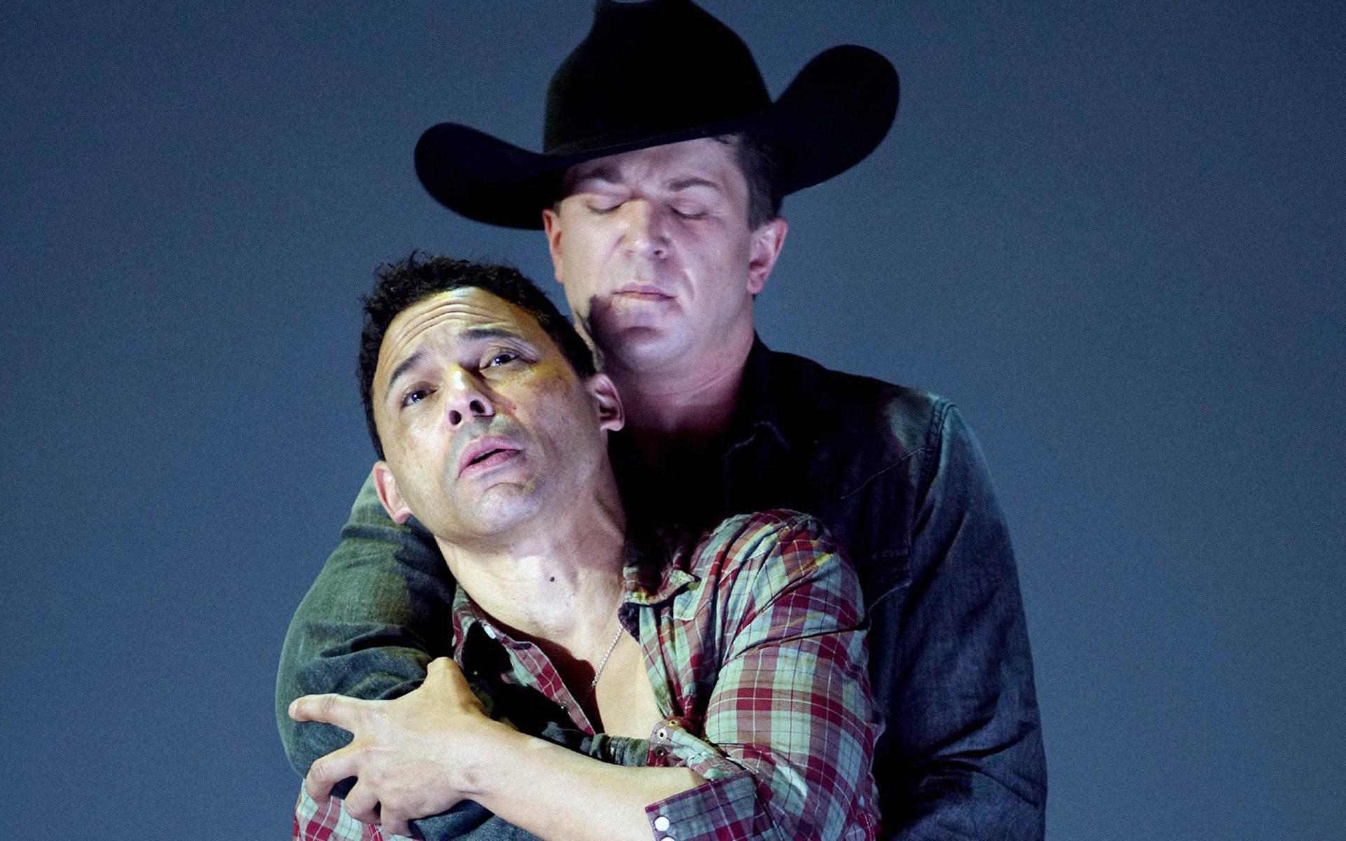 Brokeback Mountain Temporada 1314 Teatro Real