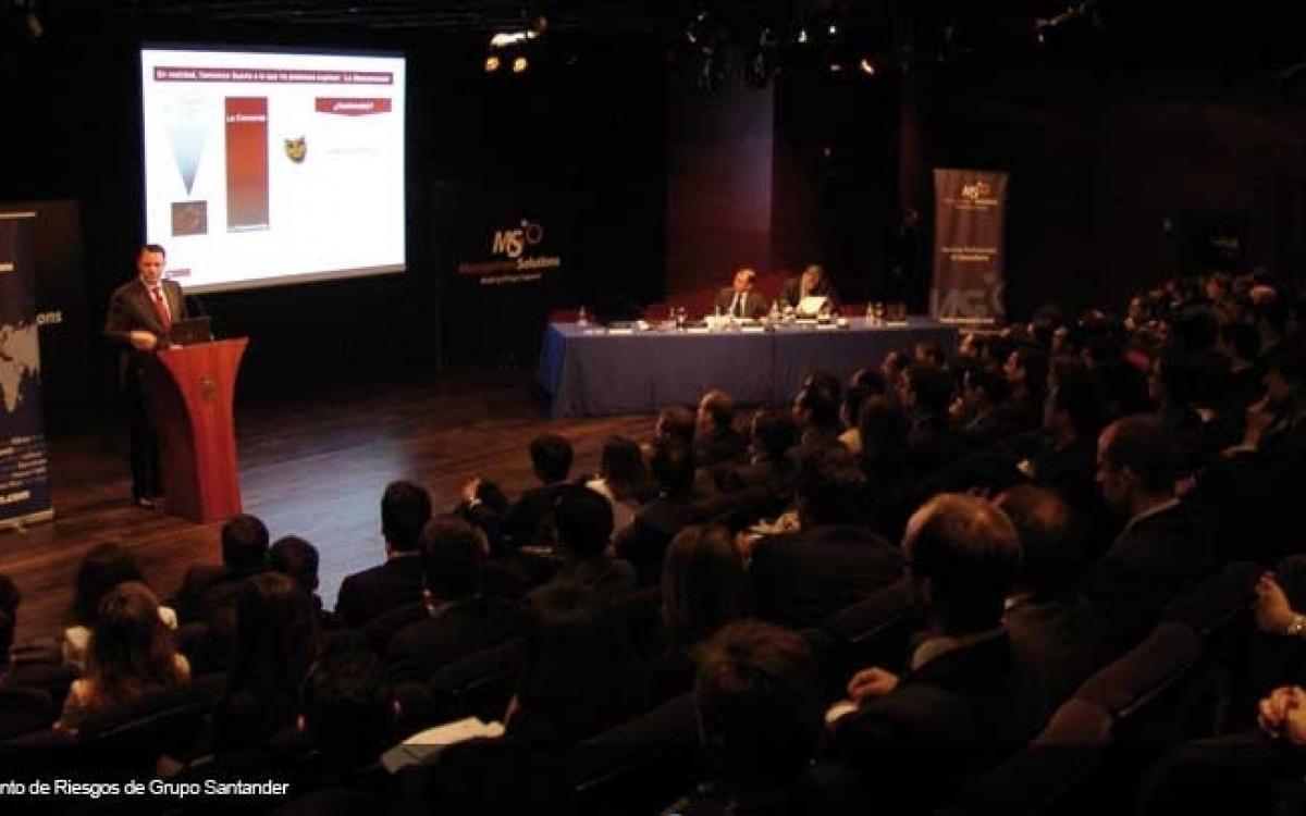 Presentación privada con conferencia
