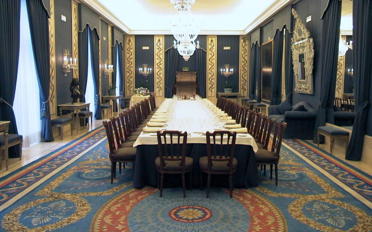 Salón Carlos III