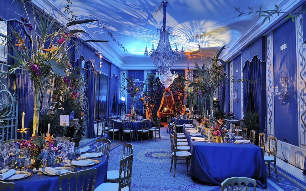 Evento en el Salón Carlos III