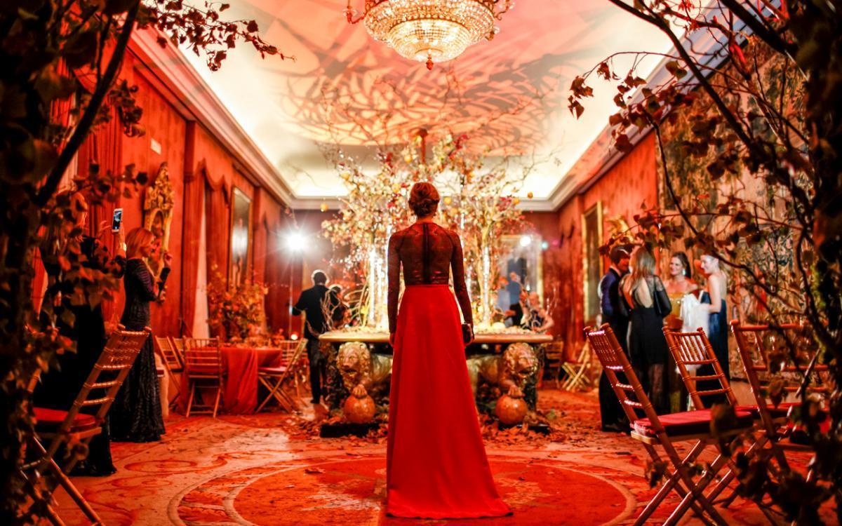 Evento en el Salón Felipe V
