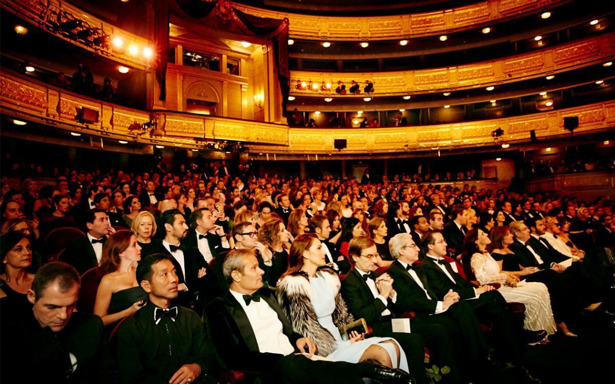 Público en la Sala Principal