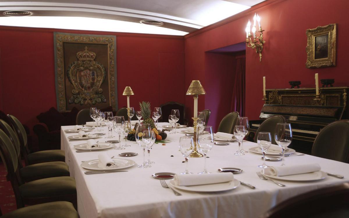 Evento en el Salón Isabel II